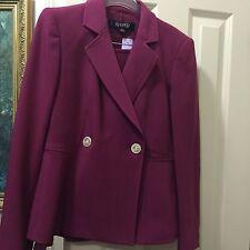 Kasper Skirt Suit 4P