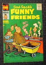 1956 Sad Sack's Funny Friends #7 VG/FN 5.0 Harvey Comics / George Baker