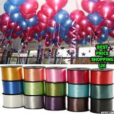 100m Curling RIBBON Tie -30 Colours (5mm Wide)(Balloon/Craft/Gift Wrap/Art) gift