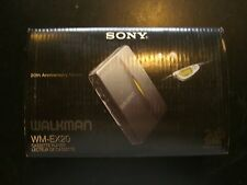 SONY WM-EX20 Cassette Player Walkman