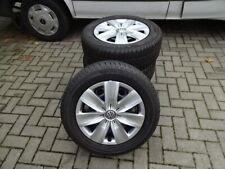 Pirelli Winterreifen 205/60R16 Original VW T-Roc Stahlfelgen DOT15 7mm Radkappen