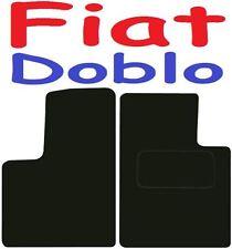 FIAT Doblo Van SU MISURA tappetini AUTO ** qualità Deluxe ** 2010 2009 2008 2007 2006 2