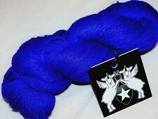 COBALT BLUE Huge 8oz Skein 660yd Galler PRIME HEATHER SprFine ALPACA Luxury YARN