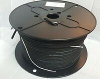 DMX-500 DMX 1 CH Bulk DMX Cable 500 feet 3-Wire by RapcoHorizon US-MADE Cable!