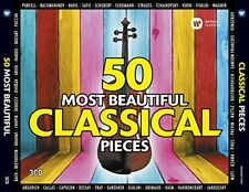 50 Most Beautiful Classical Pieces [CD]