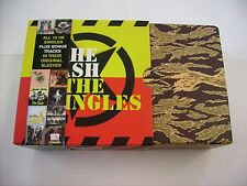 CLASH - THE SINGLES - 19xCD SINGLES BOXSET NUMBERED COPY # 30576 EXCELLENT