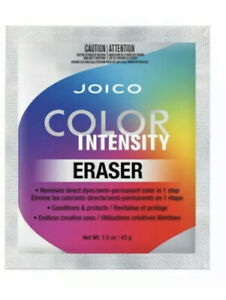 Joico Color Intensity Eraser Semi Permanent Hair Dye Remover 1.5oz