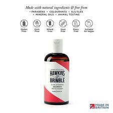 Hawkins & Brimble Mens Shampoo - 250ml Male Shampoo Soothes A Dry Scalp