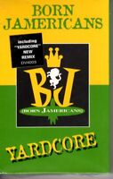 NEW Born Jamericans Yardcore 1997 Cassette Tape Single Rap Hiphop