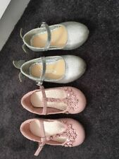Next Girls Ballet Pump Shoes Size Infant 7