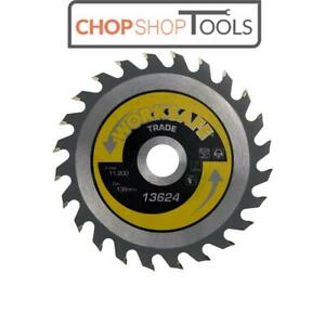 Sealey TS13624 Trade Circular Saw Blade �136 x 20mm - 24tpu