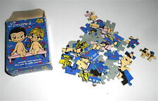 LOVE IS - AMORE E'... by Kim casali Schimid Germany 54 pieces mini puzzle mint