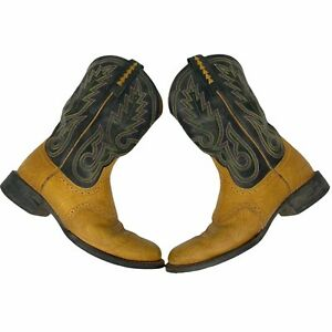 Ariat Western Cowboy Safety Toe Work Boots 10D