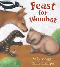 A Feast for Wombat - PAPERBACK Scholastic BRAND NEW