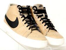 Nike 511242 Blazer Mid LR Brown/Blk Leather Lace-Up Skate Sneaker Women's US 8