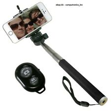 Selfie Stick MONOPOD Extendable Telescopic Holder with Bluetooth Remote Control