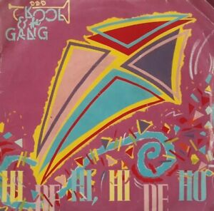 "Kool And The Gang-Hi De Hi Hi De Ho/No Show Vinyl 7"" Single.1982 De Lite DE 14."