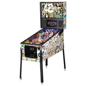 Stern Led Zeppelin Pro Pinball Machine