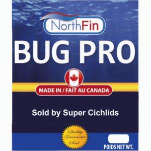 NorthFin BUG PRO 2mm Premium Fischfutter auf Insektenbasis
