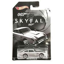 Hot Wheels DieCast Material James Bond Vehicles
