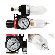 AFC Air Pressure Regulator oil/Water Separator Trap Filter Airbrush Compressor