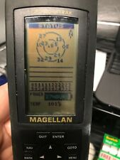 Magellan Colotrak Gps, Land Or Marine