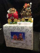Dean Griff Charming Tails Special Ed mouse train Expo Bound signed Dean Griff