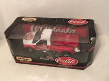 Matchbox Collectibles Coca-Cola Ford F-350 Super Duty 1999 Pickup In Box