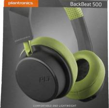 Plantronics BackBeat 500cuffie Bluetooth Grey green Lime Green 8684b1095db0