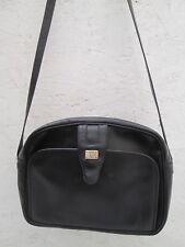 Authentique sac à main CELINE Paris  cuir vintage bag *