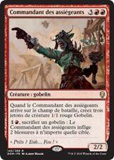 MTG Magic - Commandant des assiégeants - Dominaria -  Rare - VF