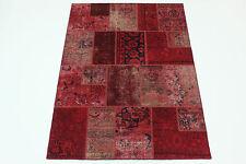 moderne Patchwork Délavé Used Look % PERSAN TAPIS tapis d'Orient 2,40 x 1,68