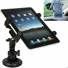 360° Universal Adjustable Car Suction Mount Holder iPad & Galaxy Tablets 7 - 11""