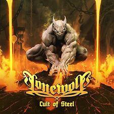 Lonewolf - Cult of Steel [New CD]
