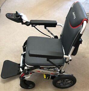 Pride Mobility Jazzy Passport Travel Power Wheelchair
