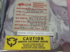 10x M/A-COM MA4P789CK , Pin Diode, 50V V(BR), Silicon