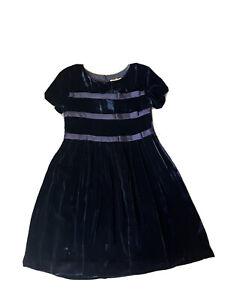 Rachel Riley Velvet Party Dress Age 7