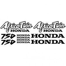 ADHESIVO PEGATINA - AUFKLEBER ADESIVI -  Honda africa twin 750 Réf-MOTO-058