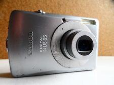 Canon IXUS 65 / PowerShot Digital ELPH SD630 6.0MP Digital Camera - Silver