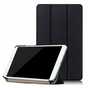 TabletHutBox Smart Slim Case Book Cover Stand for Huawei Mediapad M3 8.4 Tablet