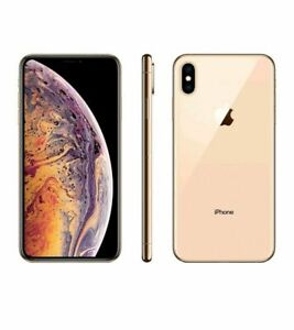 Apple iPhone XS - 256GB - Gold (GSM Unlocked)