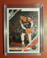 2019-20 NBA 🏀 DONRUSS OPTIC NO.58 RUSSELL WESTBROOK in mint cond..