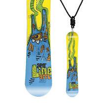 Miniboard Apo Line Girl 06/07 Classic-Snowboard-Collier comme cadeau mbx13