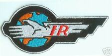 Thunderbirds I.R. Patch / Gerry Anderson TB1 TB2 TB3 TB4 IR International Rescue