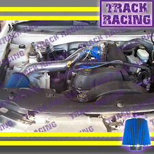 2002 2003 CHEVY TRAILBLAZER GMC ENVOY BRAVADA 4.2L I6 AIR INTAKE KIT Blue 2