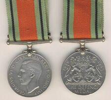 """055 """"The Defence Medal"""" - 1939/1945 Giorgio VI°"""