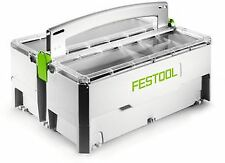 FESTOOL Systainer SYS 1 - SYS 5 T-LOC, SYS-Combi, SYS-PORT, SYS-Zubehör