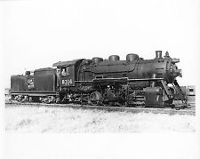 GG523 RP 1953 GTW GRAND TRUNK WESTERN RAILROAD ENGINE #8316 CHICAGO IL