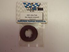 Robinson Racing - D/DISC PADS 2ea (REGULAR COMPOUND) - Model # 8480