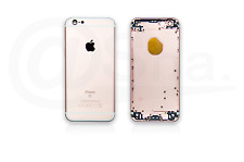ROSE GOLD - Metal Chassis Rear Replacement Housing Back Cover for iPhone 6s Plus